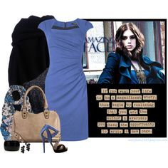 """L.K. Bennett Dress"" by marykate2345 on Polyvore"