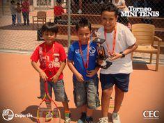 Torneo de mini tenis 2014. Gracias a todos los participantes
