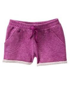 Rolled Sweat Shorts