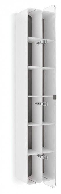 Wenko Toilettenpapierhalter mit Smartphone Ablage und 2 Turbo-Loc