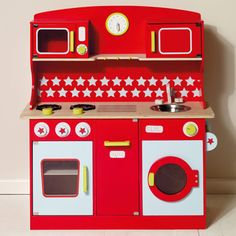 Super Star Play Kitchen