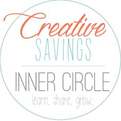 A safe place for Creative Savings readers to connect, work through challenges together, and share even more creative ways to save.