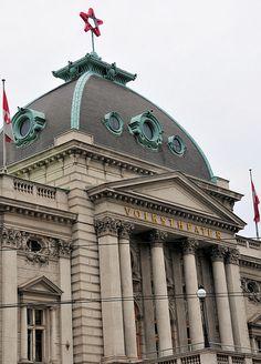 Volkstheater+in+Vienna+Austria