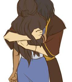 Zutara - OKAY I need old Zuko and old Katara to meet up in LOK Season 3