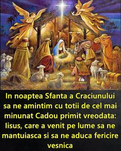 Christian Images, True Words, Merry Christmas, Bible, Painting, Anul Nou, Xmas, Pictures, Christmas
