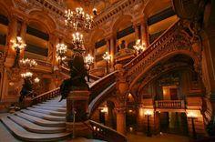 : L'Opéra Garnier, un parcours féerique