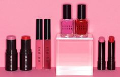Bobbi Brown Spring 2013 Pink & Red Collection for Valentine's Day – Official Info & Promo Images – Beauty Trends and Latest Makeup Collections Red Makeup, Chanel Makeup, Love Makeup, Brown Makeup, Makeup Tips, Beauty Makeup, Bobbi Brown, Philip Treacy, Pop Collection