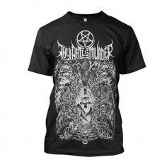 Thy Art is Murder Coffin T-Shirt