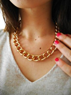 Untitled hand  #accessories -  gold