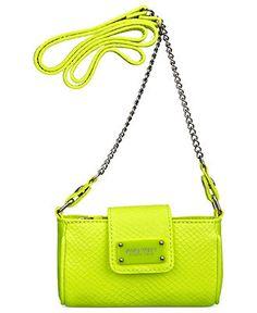 NINE WEST  handbag  crossbody  citron BUY NOW! One of my favorite Nine 697255b22d36b