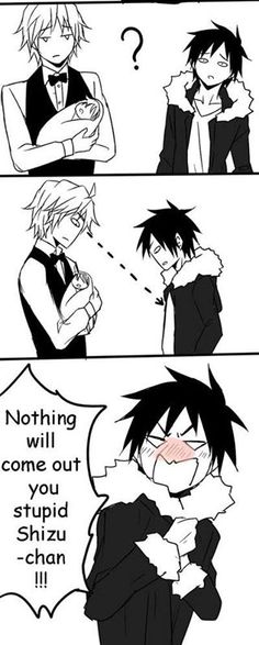 Hello Baby (Shizaya) part 6 of 6