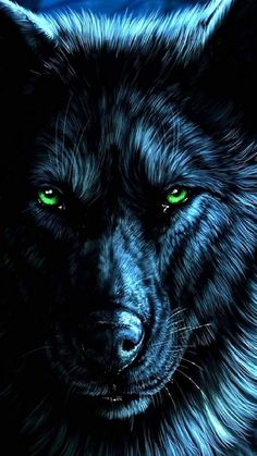 Beautiful Wolves, Animals Beautiful, Wolf Face Paint, Galaxy Wolf, Wolf Canvas, Wolf Artwork, Wolf Images, Art Through The Ages, Wolf Wallpaper
