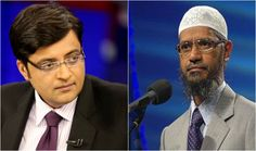 The defamation notice says that Arnab Goswami made false and defamatory statements against Naik on his show causing grave and irreparable damage to his reputation.