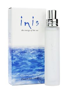 Inis The Energy of The Sea Travel Cologne Spray, 0.5 Fluid Ounce ** Unbelievable  item right here! : Travel Perfume and fragrance