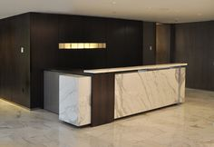 Arnold Reception Desks, Inc. - Custom: Anglo-Irish Bank New York