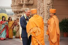The Prince of Wales and The Duchess of Cornwall in India: Day three 8th November 2013