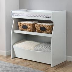 Peek-a-boo Collection Changing Table - Free Shipping Today - Overstock.com - 17409966