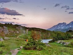 15 hikes under 5 miles I'm Alaska   Porcupine Creek Falls - Chugach National Forest