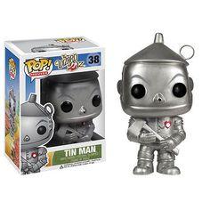 Funko POP Vinyl Figure Movie Wizard Of Oz - Tin Man