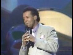 MEL CARTER (Live) - Hold Me, Thrill Me, Kiss Me Many Birthday Blessings Mel.  I still melt every time I hear this song