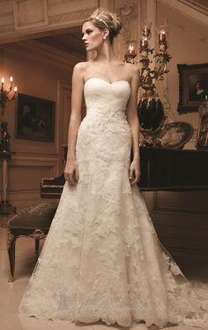Casablanca Bridal 2125G