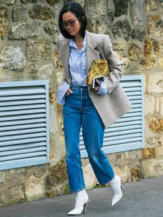 5 New Workwear Outfit Ideas That Will See You Through the Week via @WhoWhatWearUK
