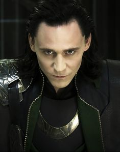 Loki / Tom Hiddleston.