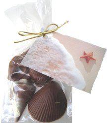 Chocolate Seashell Gift Bag Favor, Milk Chocolate Olde Naples Chocolate http://www.amazon.com/dp/B000Q47EDG/ref=cm_sw_r_pi_dp_slTexb06BJZ7X