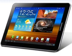 Samsung Galaxy Tab 7.0+ is the tool I use to manage all the information streams effectively.