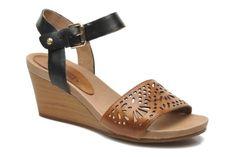 Sandales et nu-pieds Bali W0A-0592 Pikolinos vue 3/4