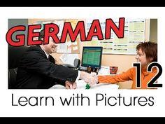 Learn German - German Office Vocabulary
