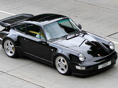 Porsche 911 Evolution: Type 964