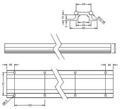instant linear 300 series Router Sled, Easy Install, Floor Plans, Floor Plan Drawing, House Floor Plans