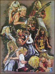 DEF LEPPARD COMMUNITY www.RockBrigadeForum.com Latest Def Leppard News & Rumors