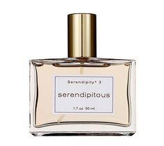 Serendipitous - a deliciously vanilla perfume