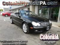 2009 Mercedes-Benz CLK-Class Vehicle Photo in Downingtown, PA 19335