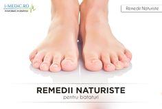 Bataturile sau calusurile reprezinta formatiuni epidermice intarite, de dimensiuni mici, insotite de cele mai multe ori de senzatie dureroasa.  Adesea, bataturile se formeaza la nivelul picioarelor, ca urmare a presiunii exercitate asupra pielii de incaltamintea necorespunzatoare -  http://www.i-medic.ro/remedii/remedii-naturiste-pentru-bataturi