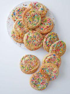 Strösselkakor | Brinken bakar Funfetti Cookies, Great Recipes, Favorite Recipes, Yummy Food, Tasty, Recipe Boards, Sweet And Salty, Sugar And Spice, Let Them Eat Cake