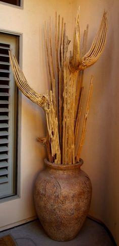 Saguaro Skeletons