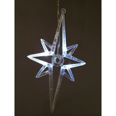 Perfect Holiday LED Battery Operated Polaris Window Light
