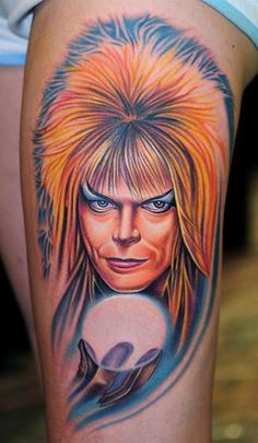 I would never do this, but... I heart David Bowie, and especially as Jareth.