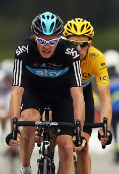 Chris Froome - Le Tour de France 2012  Please follow us @ http://www.pinterest.com/wocycling