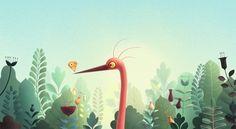 """""""Casse-croûte"""" ist ein sehr schön animierter Kurzfilm-Happen: https://www.langweiledich.net/der-snack-kreislauf-der-tierwelt/"""