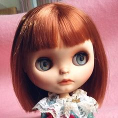 Custom Doll for Adoption by Taradolls  CHECK HERE  https://etsy.me/2G4cccV . . .  #blythe #dollycustom #blythecustom #blythecustomizer #ooakblythe  #customblythe #kawaii #doll #artdoll #dollstagram #blythestagram  #blythelover #ブライス #blythedoll #customdoll #ooak #ooakdoll #instablythe