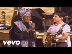 Paul Simon - Under African Skies (Live from The African Concert, 1987) - YouTube