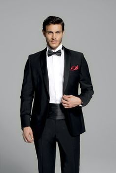 herv homme david - Smoking Hugo Boss Mariage