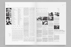 Editorial / Septième art - Programa de páginas on Student Show