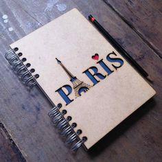 A5 reciclado París