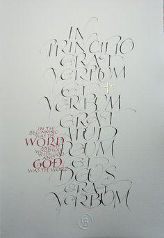 GEMMA BLACK calligraphic designer, artist & teacher: Making good use of time