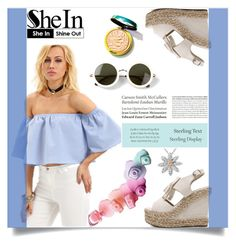 """""""SheIn"""" by zerinafe ❤ liked on Polyvore featuring The Row and Tiffany & Co."""